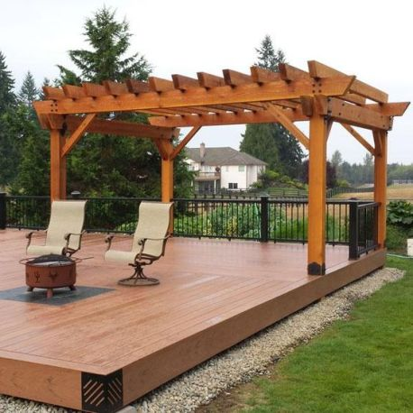 Deck and Pergolas