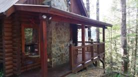 Full Cedar Deck